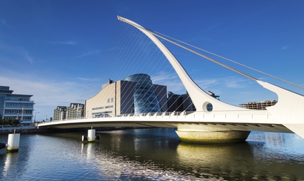 ✈ Dublin: 24 Nights at Choice of Hotels with Return Flights