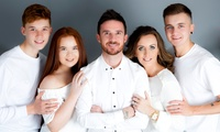 Mothers Day and Family Photoshoot with Prints at Premier Photography - Hamilton (69% Off)