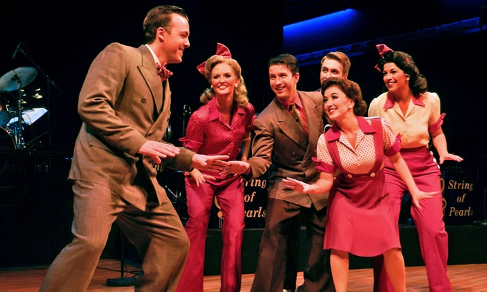 """In The Mood"" - Tennessee Theatre: ""In The Mood"" at Tennessee Theatre on April 29 at 7 p.m. (Up to 47% Off)"