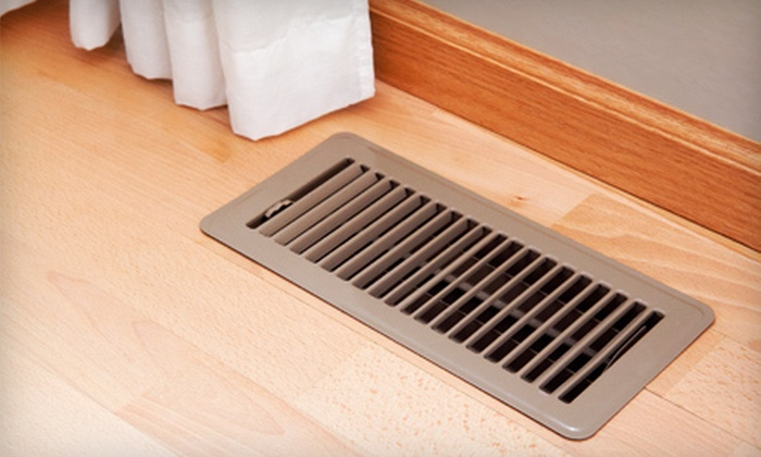 AAA American Air - Hamilton: Duct Cleaning with Option for Dryer-Vent Cleaning from AAA American Air (Up to 86% Off)