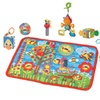 Playgro Friends and Fun Playmat Set