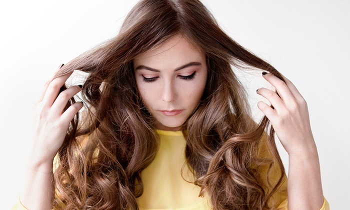 Salon Ono - Douglas Park: Haircut and Deep-Conditioning with Optional Highlights or Color at Salon Ono (Up to 65% Off)