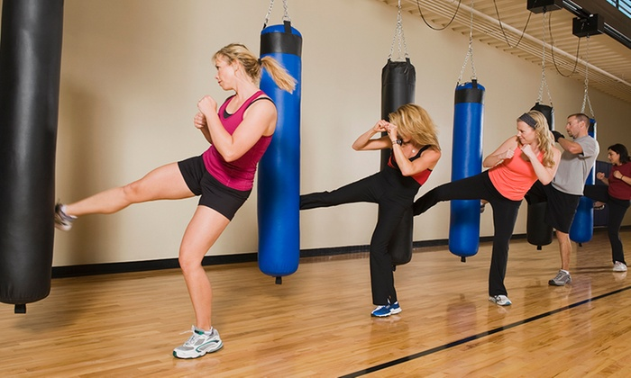Master Trainers of California - Master Trainers of California: Cardio-Kickboxing Classes at Master Trainers of California  (Up to 80% Off). Three Options Available.