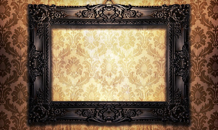 Willow Glen Art & Frame - Willow Glen: Custom Framing at Willow Glen Art & Frame (Up to 71% Off). Three Options Available.