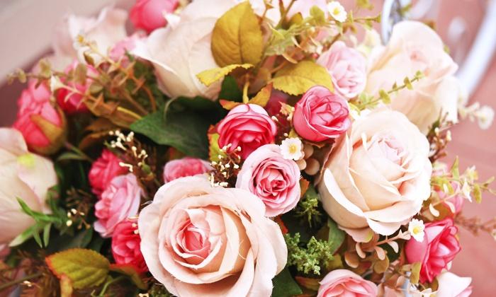 Floral arrangements wedding table decorations flowers