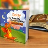 """The Friendly Fire Breathing Dragon"" Personalized Kids Book"