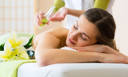 One or Three 60-Minute Massages with Graham Hayden at A Day Away Salon & Spa (Up to 49% Off)