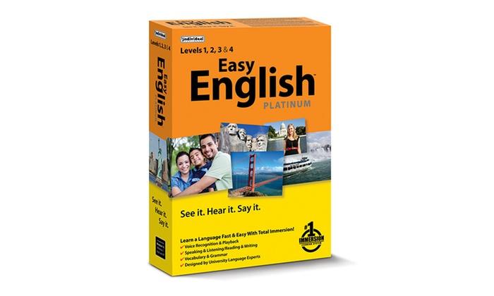 Easy English Platinum for Windows: Easy English Platinum for Windows