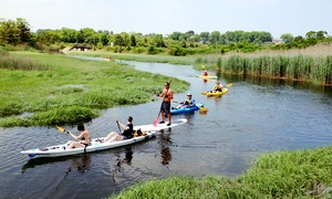 Eco Tourz: Two-Hour Kayak Tour for Two or Four Including Equipment from EcoTourz (Up to 60% Off)