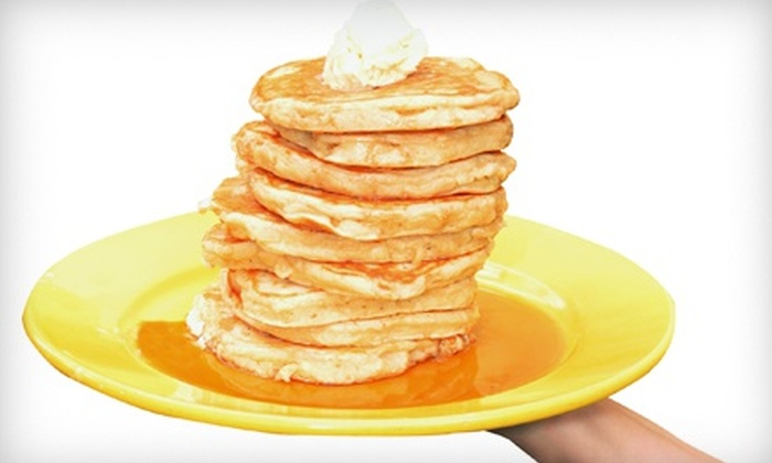 Scrambl'z - San Jose: $12 for $20 Worth of Breakfast Food and Drinks at Scrambl'z