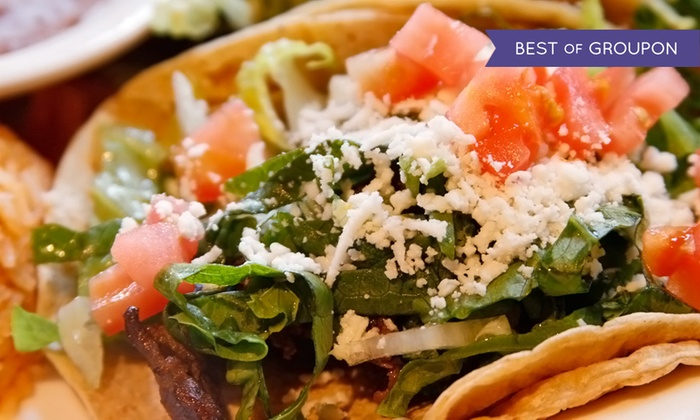 Cesar's Restaurant Inc. - North Side: Mexican Food and Margaritas at Cesar's Restaurant (Up to 47% Off)