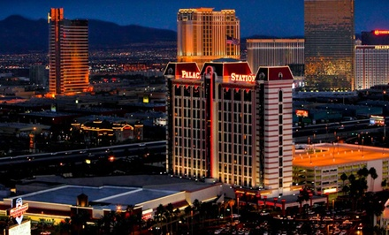 Stay at Palace Station Hotel & Casino in Las Vegas, with Dates into January