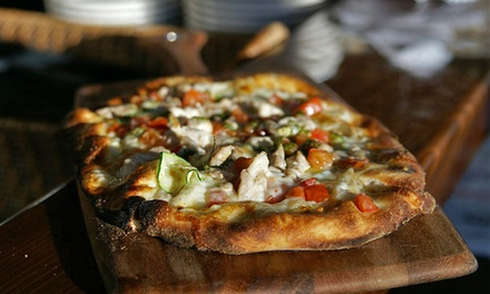 Pizza for Lunch or Dinner at Paesan Kitchen & Bar (Up to 56% Off)