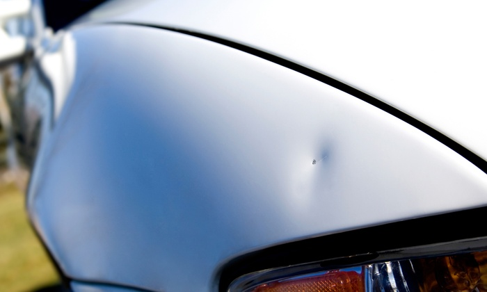 Randy's Paintless Dent Removal - Multiple Locations: Mobile Dent Removal from Randy's Paintless Dent Removal (Up to 54% Off). Two Options Available.