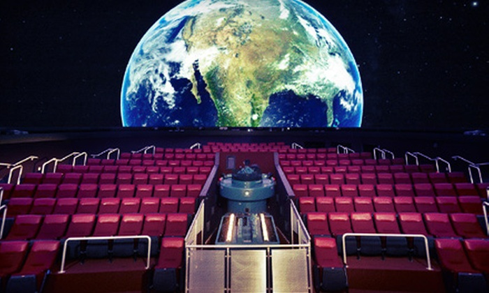 Mayborn Planetarium - Killeen: Four Tickets to a Weekend Show or Weekday Matinee at Mayborn Planetarium (Up to Half Off)