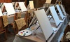 Paint Mix NJ - Just Jake's Bar and Restaurant: Painting Class for One or Two at Paint Mix NJ (Up to 46% Off)