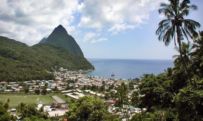 Fond Doux Holiday Plantation - St. Lucia: 3-, 4-, 5-, or 7-Night Stay for Two at Fond Doux Holiday Plantation in St. Lucia