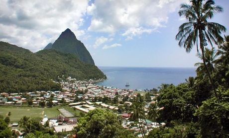 St. Lucia Resort on Cocoa Plantation