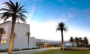 City Center Rosario: Desde $499 por cena o almuerzo para dos + $300 de crédito Restaurante Buffet Free Pass de City Center Rosario