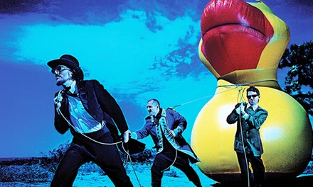Primus at Freedom Hill Amphitheatre on Sunday, August 2 (Up to 38% Off)