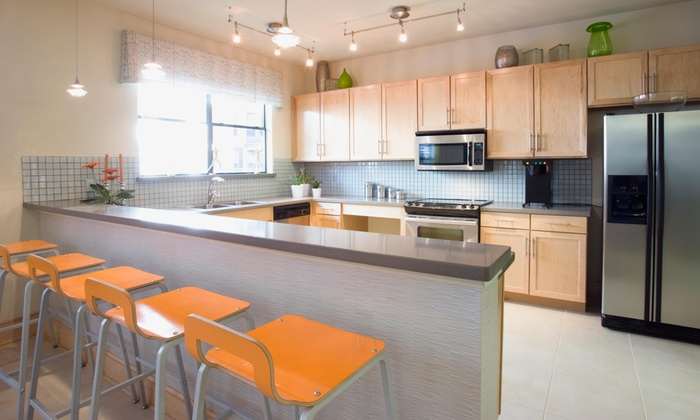 Kitchen In A Day - Washington DC: Custom Kitchen Design Package and Consultation from Kitchen In A Day (55% Off)