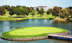 Blackhawk Trace Golf Club at Indian Lakes Resort: 18-Hole Round of Golf for One, Two, or Four Including Cart and Range Balls (Up to 50% Off)