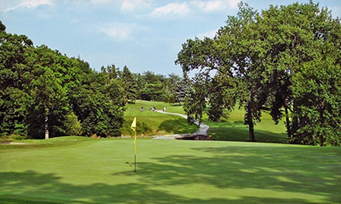 Jintu Enterprises - Orland Park: $189 for a 2013 Golf VIP Pass with 10 Rounds on Rolling Hills Course at Silver Lake Country Club ($1,145 Value)