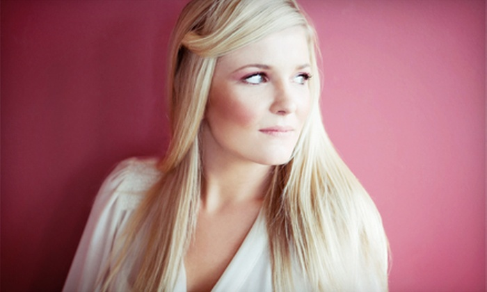 Pure Faith Salon - Alabaster: Haircut with a Gloss Treatment, Color, or Highlights, or a Keratin Treatment at Pure Faith Salon (Up to 74% Off)
