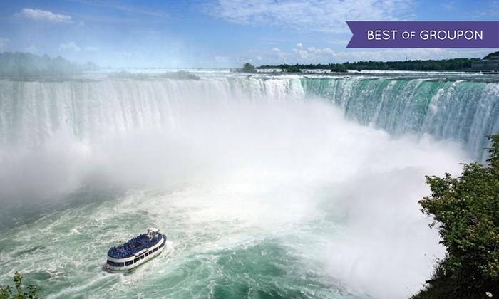 Ramada Plaza Niagara Falls - Niagara Falls, ON: Stay with Activity Package at Ramada Plaza Niagara Falls in Niagara Falls, ON; Dates into March Available
