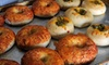 Seattle Bagel Bakery - Riverton: One Dozen Bagels and Cream Cheese or Five Bagel Sandwiches at Seattle Bagel @ Tukwila (Up to Half Off)