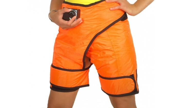Pantaloncini Pantaloncini Pantaloncini Effetto Effetto Uomo Sauna Effetto Uomo Sauna Pantaloncini Sauna Uomo Effetto F1cKJl