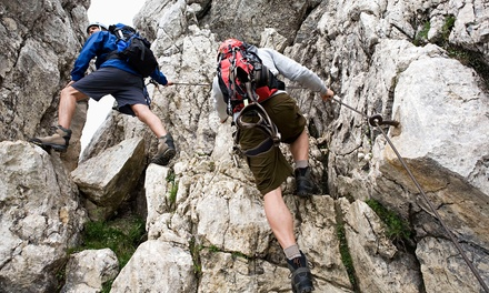 Four-Hour Outdoor Rock-Climbing Experience for Two, Four, or Six from The Southern Terrain (Up to 59% Off)