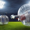 Up to 50% One Day of Bubble Soccer. Three Options Available.