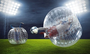 Las Vegas Bubble Rentals: One Day of Bubble Soccer for Four, Eight, or 10 People, (Up to 50% Off)