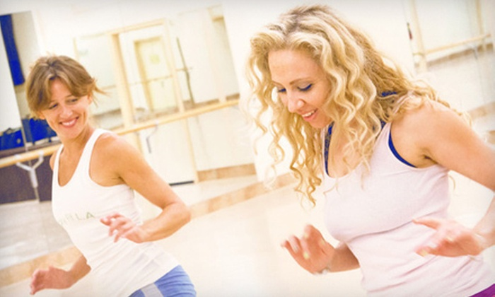 Fitness For Life  - Citrus Grove: 5 or 10 Women's Dance-Fitness Classes, or One Month of Unlimited Classes at Fitness For Life (Up to 76% Off)