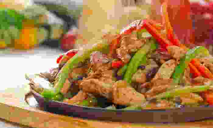 Vallejo's - Multiple Locations: Mexican Dinner or Lunch at Vallejo's (Up to 50% Off)