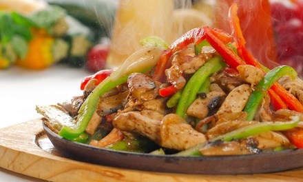 Mexican Dinner or Lunch at Vallejo's (Up to 50% Off)