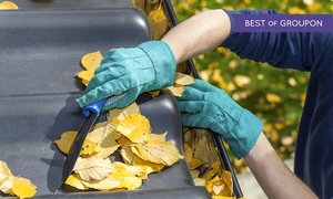 Sloan's Home Solutions: Gutter and Roof Cleaning Package, Power Washing Package, or Both from Sloan's Home Solutions (Up to 62% Off)