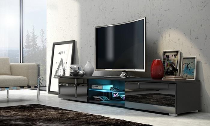 Mobile tv da salotto edith groupon goods - Mobile salotto tv ...