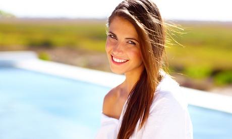 Limpieza facial con opción a radiofrecuencia facial y masaje desde 19,95 € en d-uñas de Peñalver Oferta en Groupon