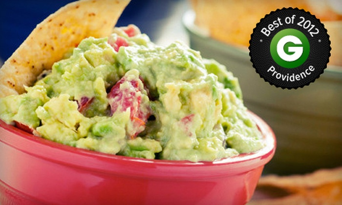 Cilantro Mexican Grill - Multiple Locations: $10 for $20 Worth of Mexican Cuisine at Cilantro Mexican Grill