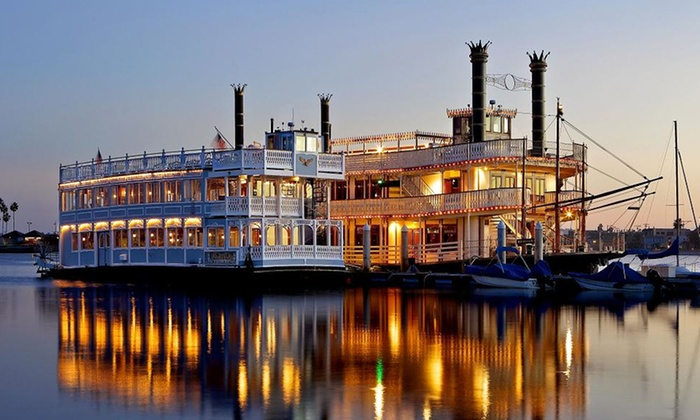 "Bahia Belle - Bahia Resort Hotel: Sternwheeler Cruise for One, Two, or Four on the ""Bahia Belle"" (50% Off)"