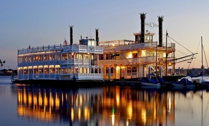 Bahia Belle Boat Cruise: $5 for a Sternwheeler Cruise from Bahia Belle Boat Cruise (Up to $10 Value)