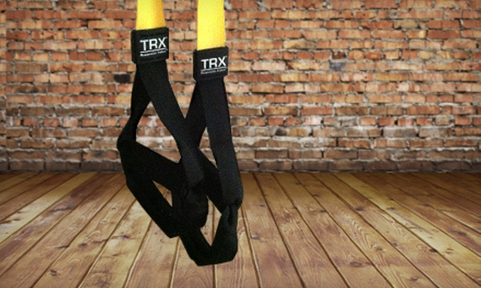 Strength and Fitness Club - Cranford: Four or Eight Weeks of TRX Training at Strength and Fitness Club (Up to 75% Off)