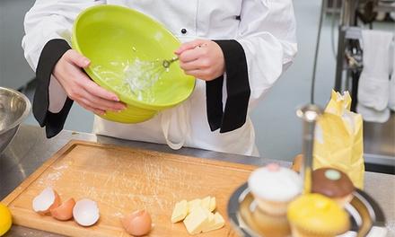 Curso de elaboración y decoración de muffins o cupcakes con degustación para 1 o 2 personas