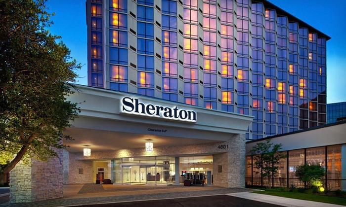 Sheraton Dallas by the Galleria - Dallas: One- or Two-Night Stay at the Sheraton Dallas by the Galleria