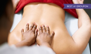 Unity Healing Arts: $69 for a 75-Minute Holiday Massage Package at Unity Healing Arts ($140 Value)