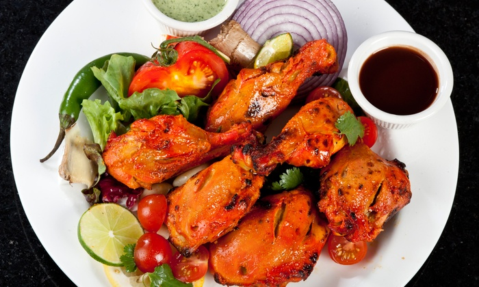 Kabana Grill - Airport West: Indian and Pakistani Food for Two or Four, or $20 for $30 Worth of Take-Out or Delivery from Kabana Grill