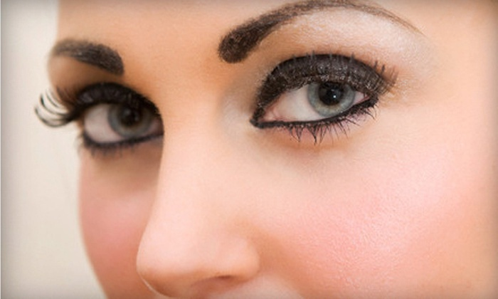 Salon Z - Lakeside At Frisco Bridges: Permanent Makeup for Eyes, Eyebrows, or Lips at Salon Z (Up to 82% Off). Four Options Available.