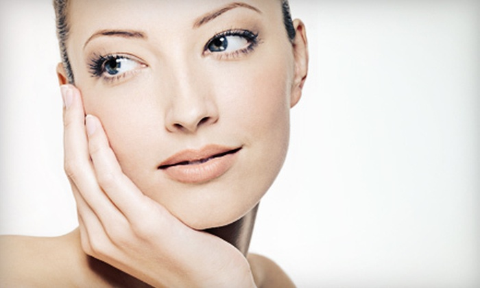Merle Norman Spa - Burnaby: One or Three Age-Defying Dermabrasion Facials at Merle Norman Spa (Up to 59% Off)